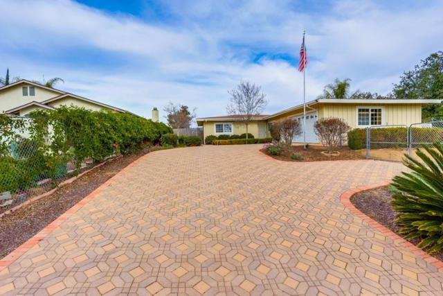 309 Markell Ln, Fallbrook, CA 92028 (#190003868) :: KRC Realty Services