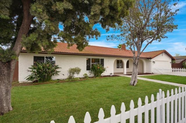 1612 Watson Way, Vista, CA 92083 (#190003935) :: KRC Realty Services