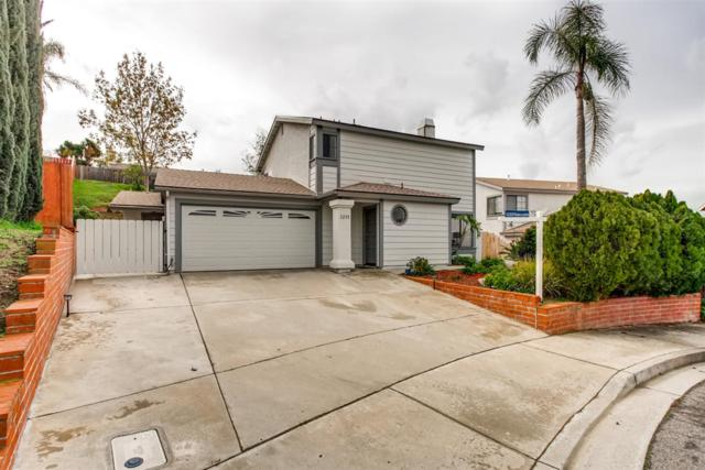 1233 Titan Ct, Escondido, CA 92026 (#190003940) :: The Yarbrough Group