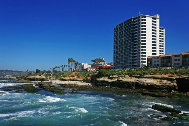 939 Coast Blvd. 8A, La Jolla, CA 92037 (#190003969) :: The Yarbrough Group