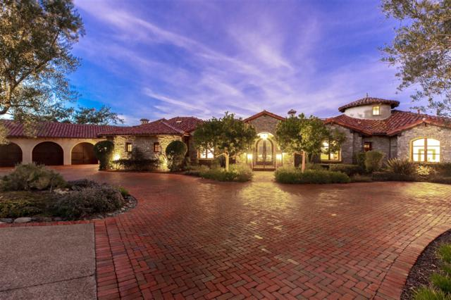 18382 Via Ambiente, Rancho Santa Fe, CA 92067 (#190004027) :: The Yarbrough Group