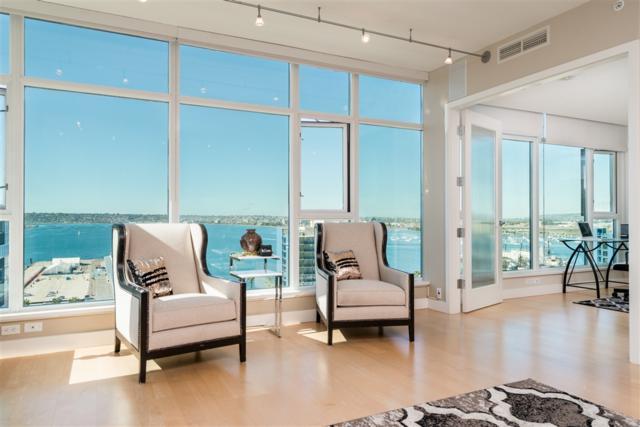 1199 Pacific Hwy #1606, San Diego, CA 92101 (#190004403) :: Neuman & Neuman Real Estate Inc.