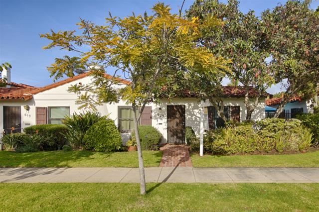 623 5th Street, Coronado, CA 92118 (#190004439) :: Whissel Realty