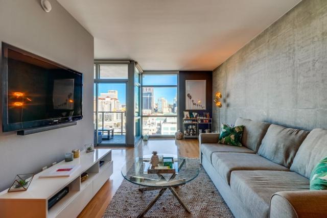 800 The Mark Ln #1503, San Diego, CA 92101 (#190004553) :: Neuman & Neuman Real Estate Inc.