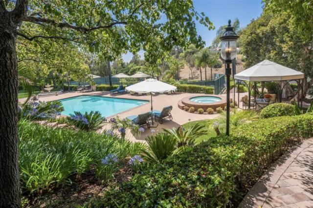 6155 Avenida Cuatro Vientos, Lot 349, Rancho Santa Fe, CA 92067 (#190004618) :: Cane Real Estate