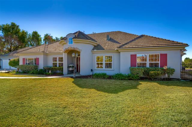 1337 Meredith Rd, Fallbrook, CA 92028 (#190004891) :: Whissel Realty