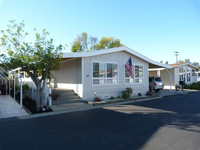 9255 N Magnolia Ave #29, Santee, CA 92071 (#190004952) :: Neuman & Neuman Real Estate Inc.