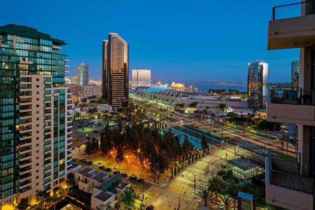 550 Front Street #1603, San Diego, CA 92101 (#190004972) :: Coldwell Banker Residential Brokerage