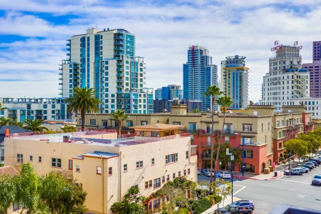 1642 7th Ave #524, San Diego, CA 92101 (#190005063) :: Coldwell Banker Residential Brokerage
