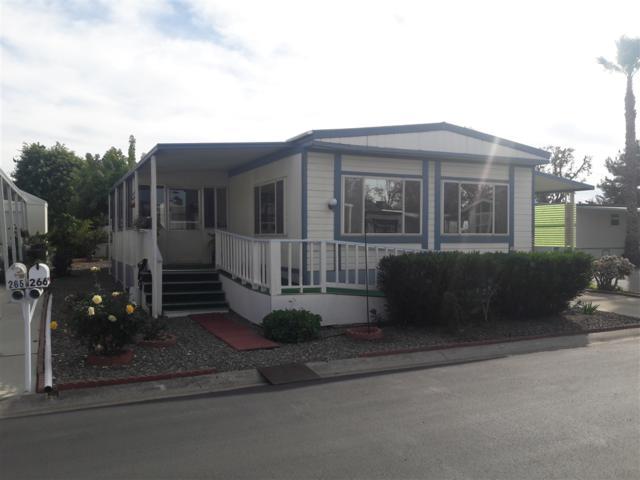 211 N Citrus Ave 266, Escondido, CA 92027 (#190005125) :: Neuman & Neuman Real Estate Inc.
