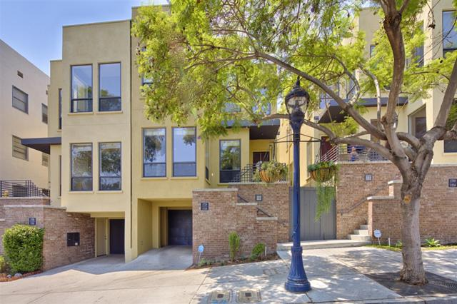 1520 10th Ave, San Diego, CA 92101 (#190005138) :: eXp Realty of California Inc.