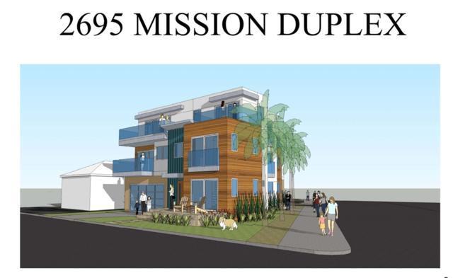 2695 Mission, San Diego, CA 92109 (#190005352) :: Farland Realty