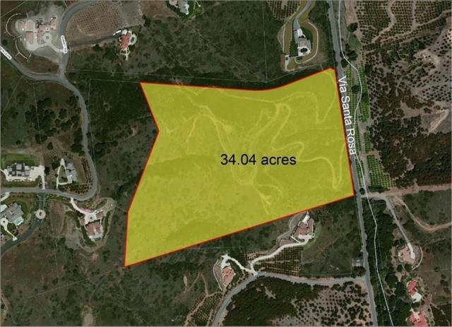 2 Via Santa Rosa Lot 3, Temecula, CA 92590 (#190005367) :: Welcome to San Diego Real Estate