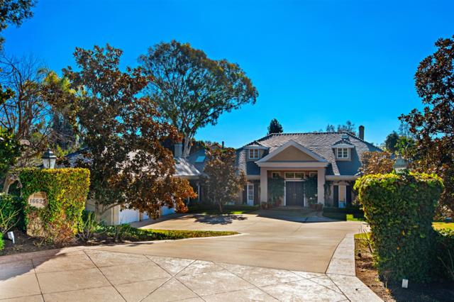16625 Via Lago Azul, Rancho Santa Fe, CA 92067 (#190005539) :: Cane Real Estate