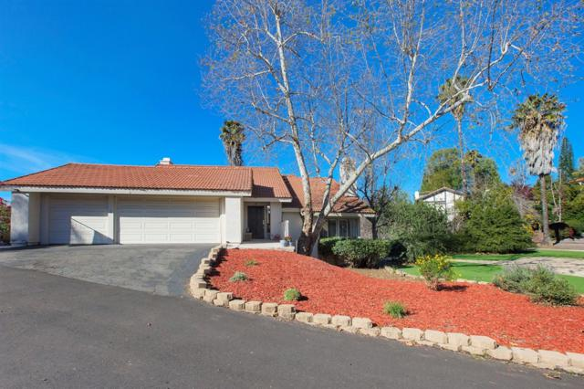 1246 Timberpond Drive, El Cajon, CA 92019 (#190005604) :: Whissel Realty