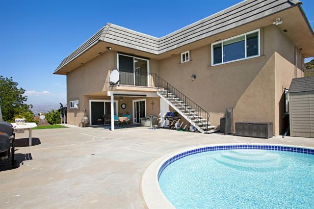 166 Cottonpatch Way, El Cajon, CA 92020 (#190005613) :: Whissel Realty