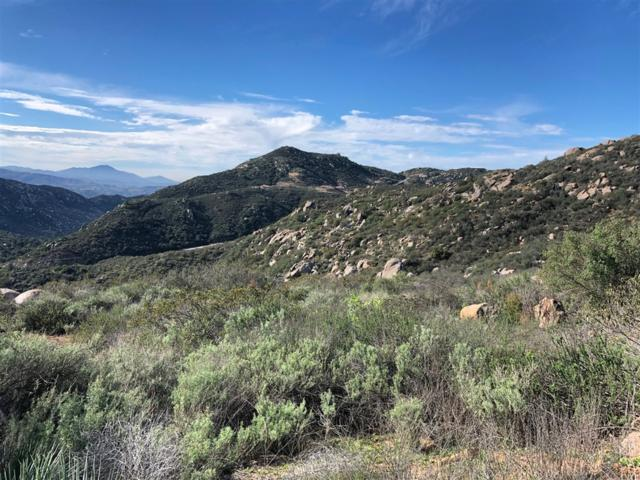 000 Wildcat Canyon Road #43, Lakeside, CA 92040 (#190005727) :: Neuman & Neuman Real Estate Inc.