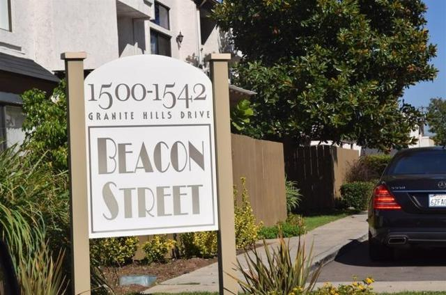 1506 Granite Hills Drive Unit A, El Cajon, CA 92019 (#190005780) :: Welcome to San Diego Real Estate