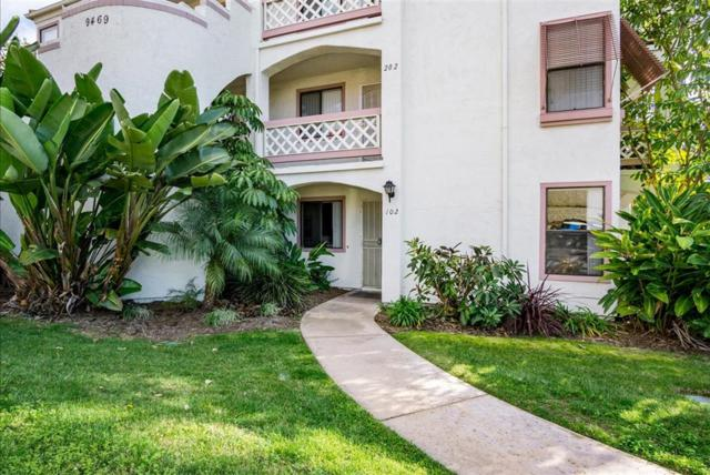 9469 Fairgrove Ln #102, San Diego, CA 92129 (#190005991) :: Neuman & Neuman Real Estate Inc.