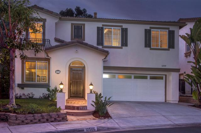 12505 Carmel Canyon Rd, San Diego, CA 92130 (#190006007) :: Coldwell Banker Residential Brokerage