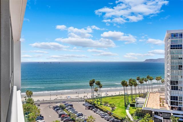 1810 Avenida Del Mundo #1006, Coronado, CA 92118 (#190007130) :: eXp Realty of California Inc.