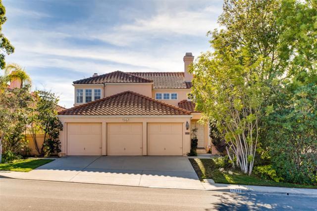 10662 Sunset Ridge Drive, San Diego, CA 92131 (#190007242) :: Whissel Realty