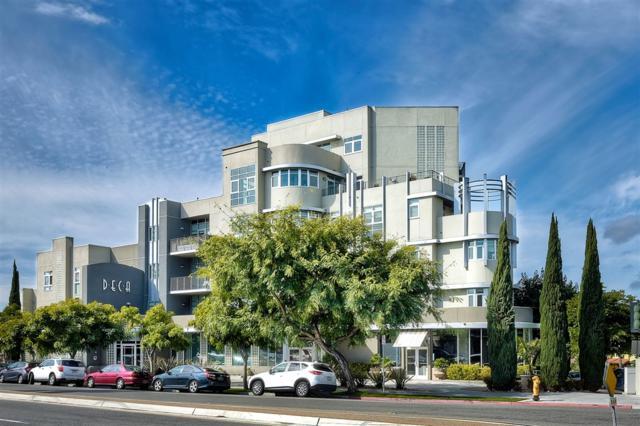 3740 Park Blvd #218, San Diego, CA 92103 (#190007255) :: The Yarbrough Group