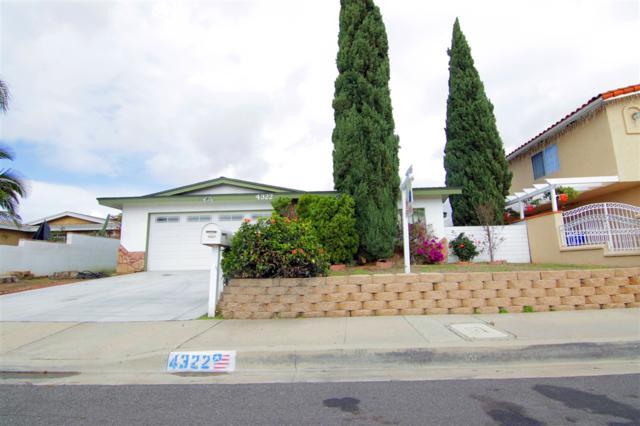 4322 Ebersole Dr, San Diego, CA 92154 (#190007303) :: Keller Williams - Triolo Realty Group