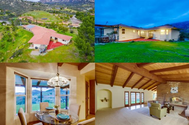 16177 Loose Creek Rd, Jamul, CA 91935 (#190007353) :: The Yarbrough Group