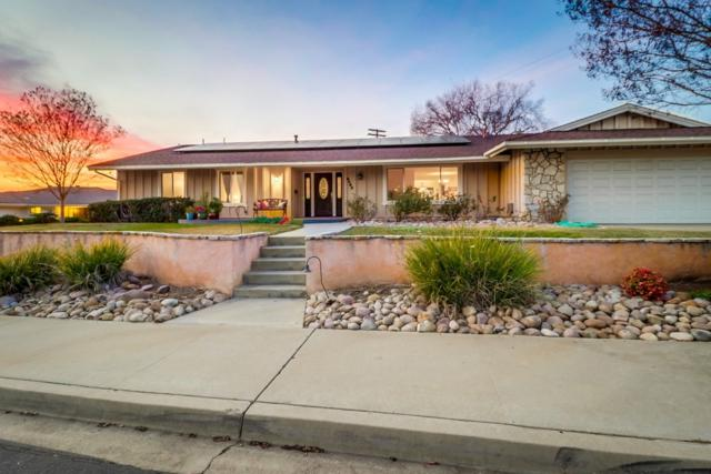 2053 Flying Hills Ct, El Cajon, CA 92020 (#190007385) :: Coldwell Banker Residential Brokerage