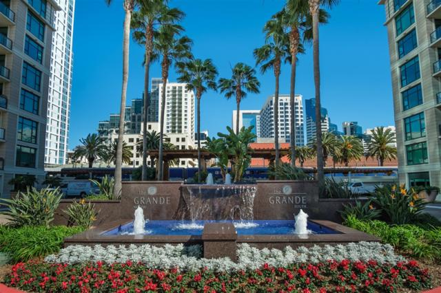 1199 Pacific Hwy #503, San Diego, CA 92101 (#190007508) :: Whissel Realty
