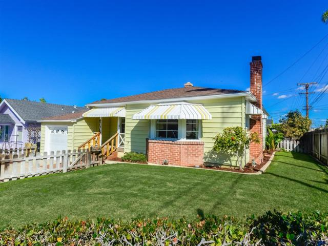 4704 Narrangansett  Avenue, San Diego, CA 92107 (#190007547) :: Coldwell Banker Residential Brokerage