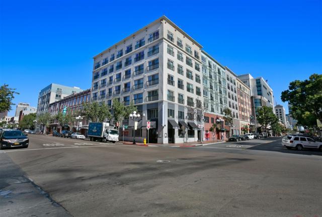 450 J Street #4081, San Diego, CA 92101 (#190007551) :: eXp Realty of California Inc.