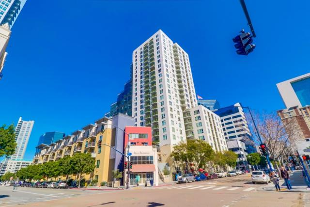 1277 Kettner Blvd #410, San Diego, CA 92101 (#190007571) :: The Yarbrough Group