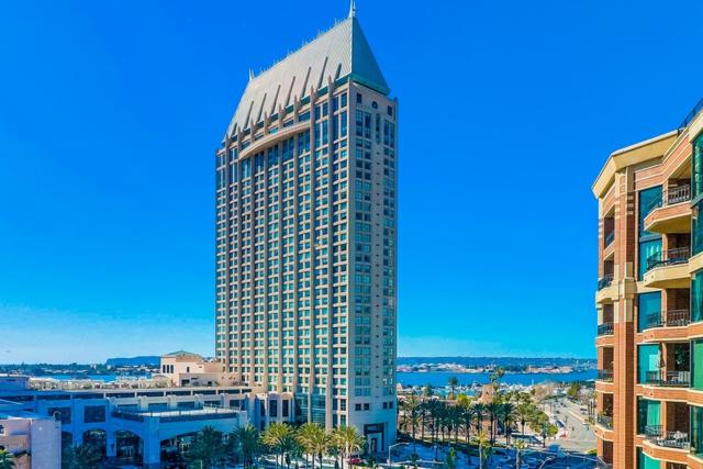 500 W Harbor Dr #1010, San Diego, CA 92101 (#190007631) :: Pugh   Tomasi & Associates