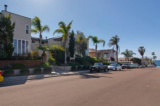 329 Bonair Street #4, La Jolla, CA 92037 (#190007655) :: Whissel Realty