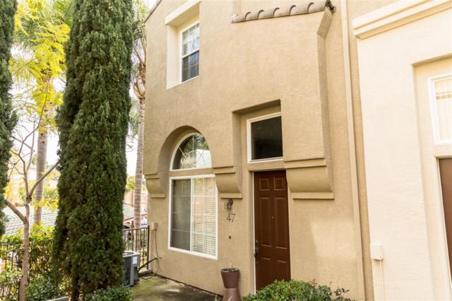 3790 Mykonos Ln #47, San Diego, CA 92130 (#190007769) :: Coldwell Banker Residential Brokerage