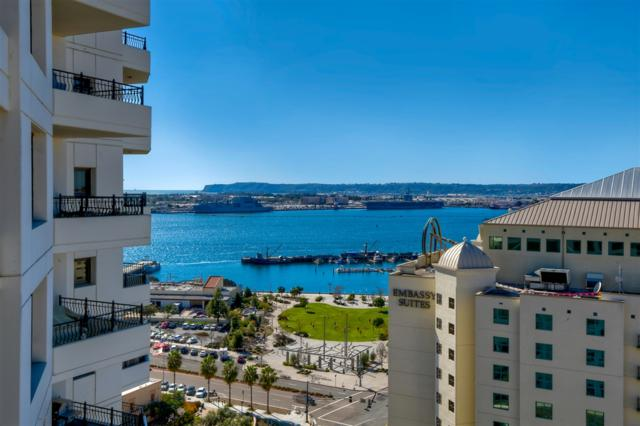 700 W Harbor Dr. #1806, San Diego, CA 92101 (#190007814) :: Coldwell Banker Residential Brokerage