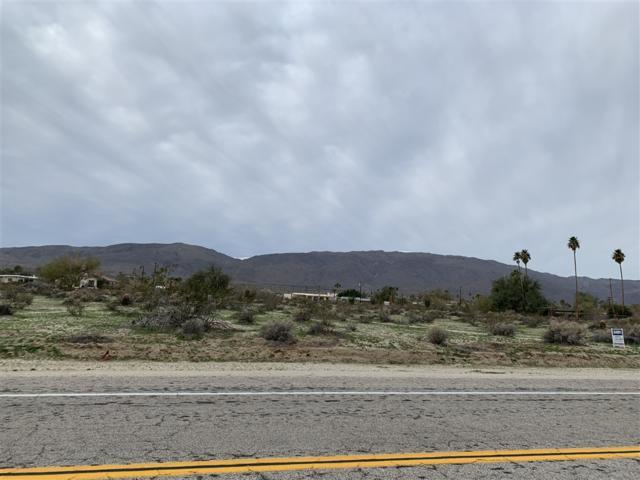 Yaqui Pass Rd #52, Borrego Springs, CA 92004 (#190007900) :: Neuman & Neuman Real Estate Inc.