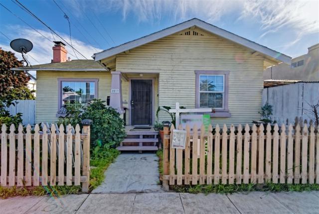 2819 Polk Avenue, San Diego, CA 92104 (#190007929) :: Neuman & Neuman Real Estate Inc.