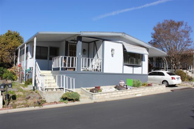 2130 Sunset Dr #77, Vista, CA 92081 (#190007999) :: Coldwell Banker Residential Brokerage