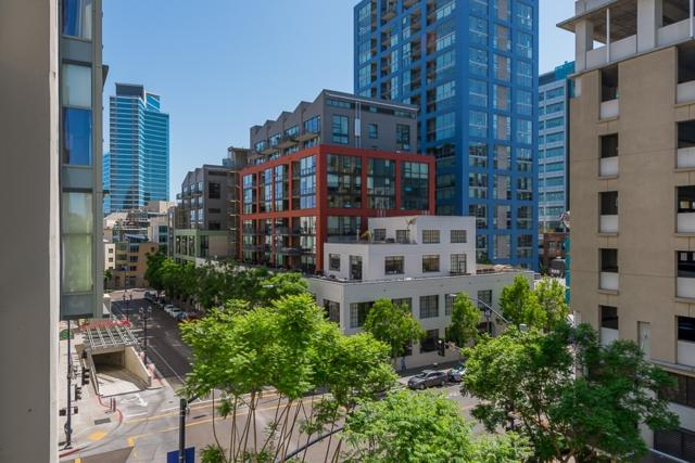 1150 J Street #520, San Diego, CA 92101 (#190008007) :: eXp Realty of California Inc.