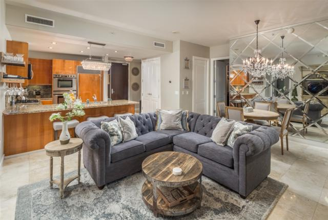 550 Front St #1703, San Diego, CA 92101 (#190008014) :: Welcome to San Diego Real Estate