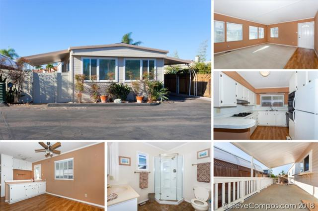 6550 Ponto Dr #140, Carlsbad, CA 92011 (#190008123) :: Neuman & Neuman Real Estate Inc.