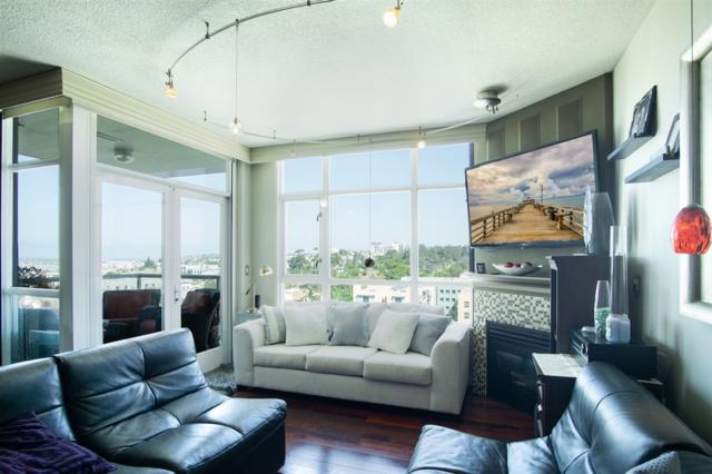 850 Beech St #1401, San Diego, CA 92101 (#190008148) :: Whissel Realty