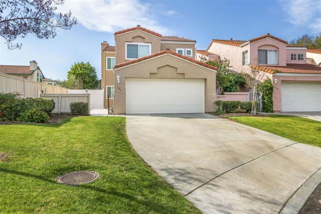 786 Granite Hills Cir, El Cajon, CA 92019 (#190008283) :: Welcome to San Diego Real Estate