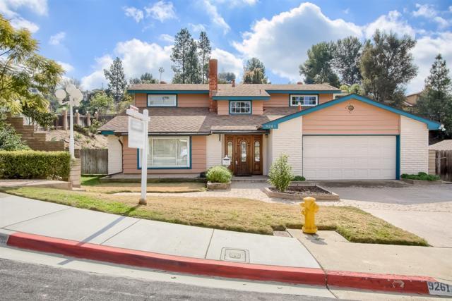 9261 Golondrina Dr, La Mesa, CA 91941 (#190008295) :: Bob Kelly Team