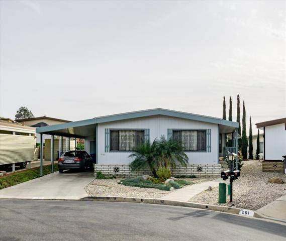 3535 Linda Vista Dr #262, San Marcos, CA 92078 (#190008341) :: Neuman & Neuman Real Estate Inc.