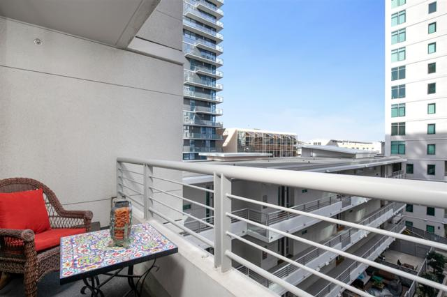 425 W Beech St #606, San Diego, CA 92101 (#190008462) :: The Yarbrough Group