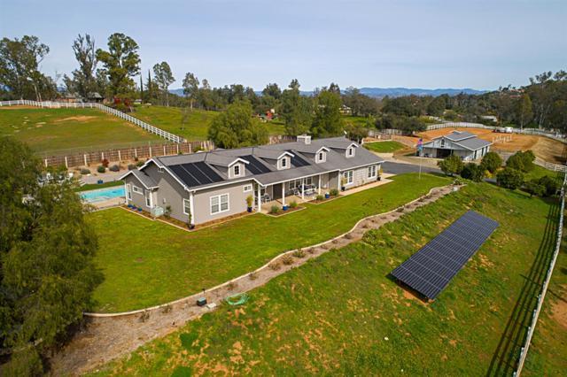18520 Dos Picos Park Rd, Ramona, CA 92065 (#190008479) :: Neuman & Neuman Real Estate Inc.